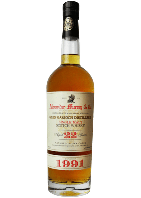 Bottle of Alexander Murray Glenrothes 22 Yr whiskey