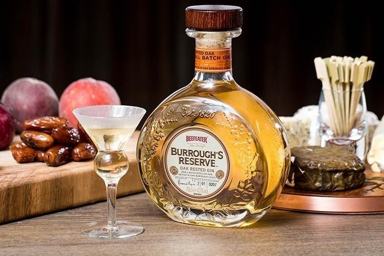 Beefeater Burrough's gin