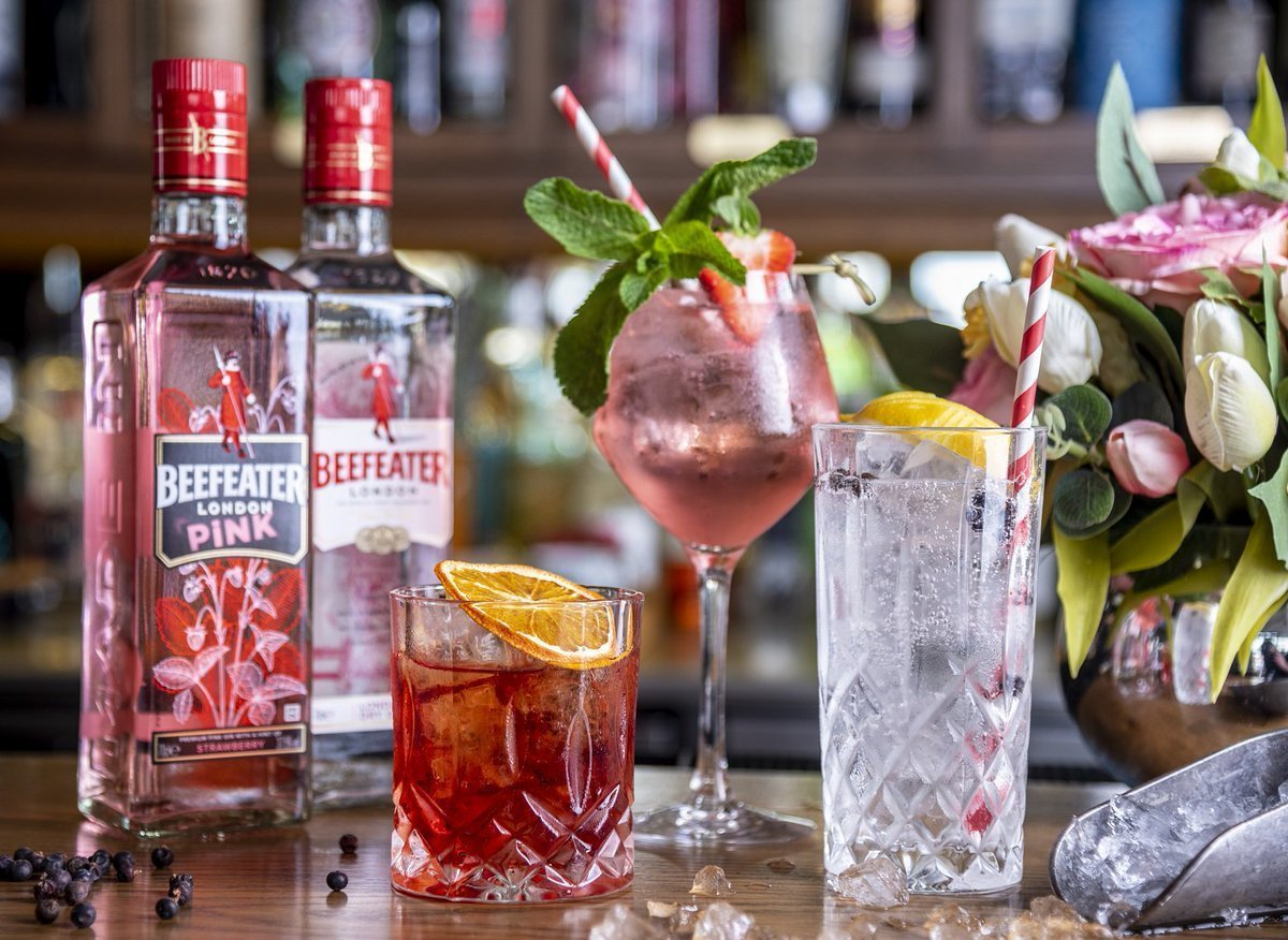 beefeater gin cocktails