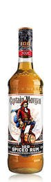 captain morgan 100 spiced rum