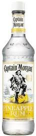 captain morgan pineapple rum