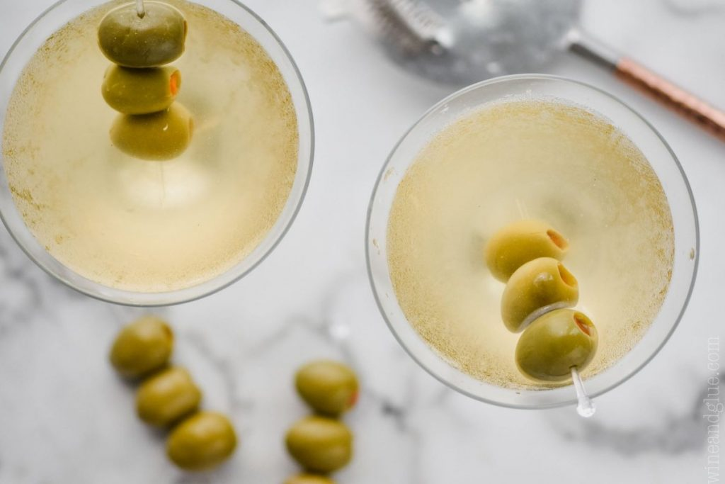 dirty-martini-on-table
