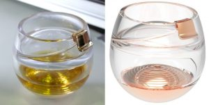 Glasses for astronauts from Ballantines