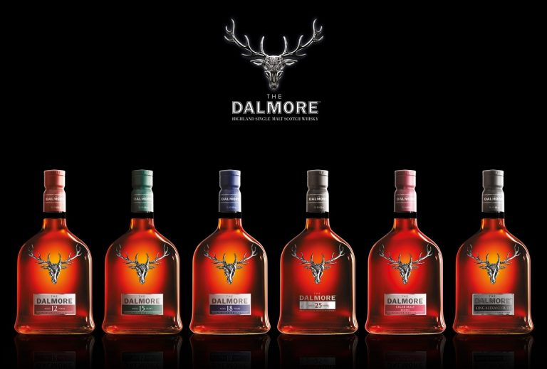 the dalmore whisky varieties