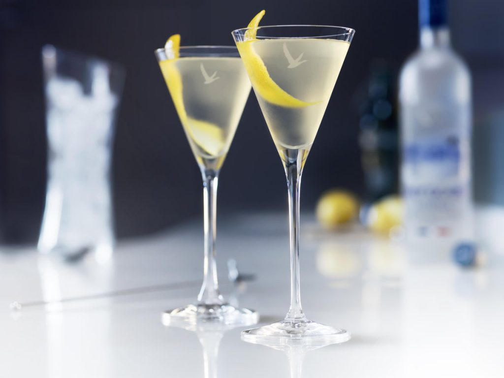 two-dry-martini-on-table