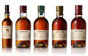 Aberlour whiskies