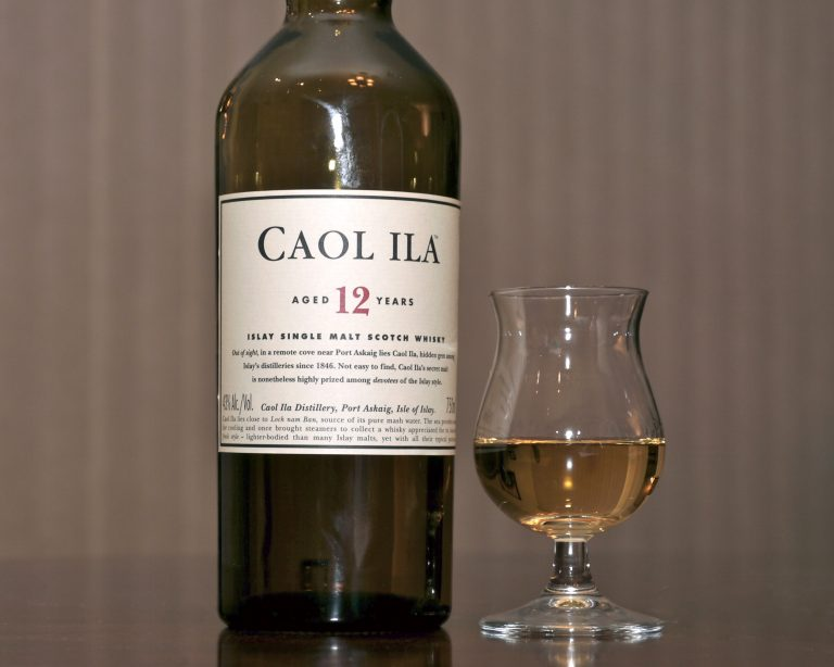 whisky caol ila12 years